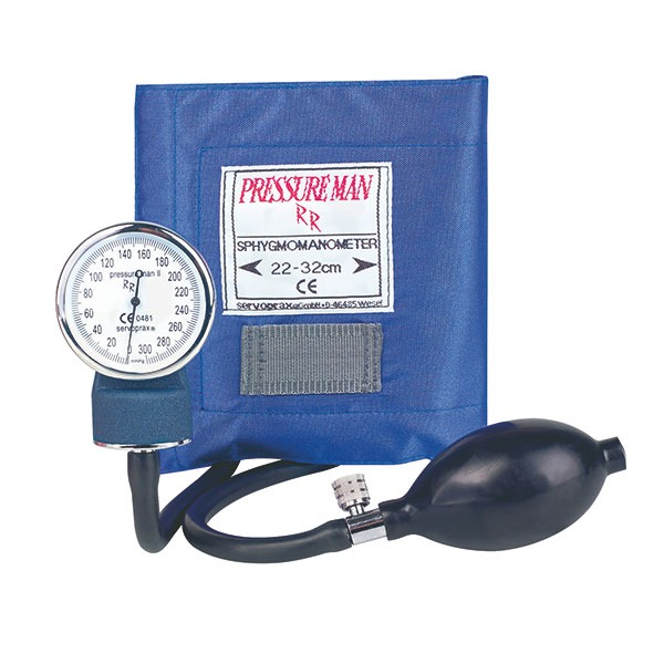 Pressure Man II, Import Tonometer